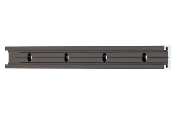 drylin® N guide rail, installation size 17, anti-reflex