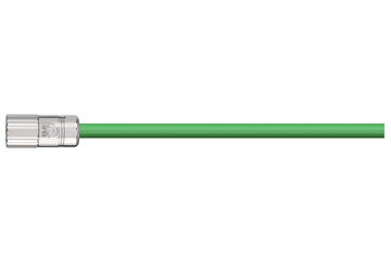 readycable® pulse encoder cable similar to Baumüller 198964 (8 m), pulse encoder base cable TPE 7.5 x d