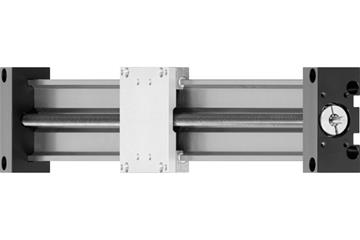 drylin® SAW-0660 linear module with high helix thread