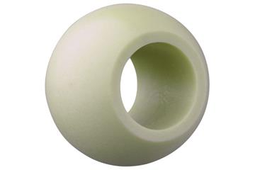 Spherical ball, low cost, low level of moisture absorption, J4KM, mm, igubal®