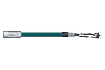 readycable® motor cable suitable for Parker iMOK45, base cable PVC 7.5 x d