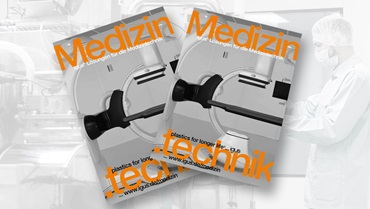 Medical equipment brochure