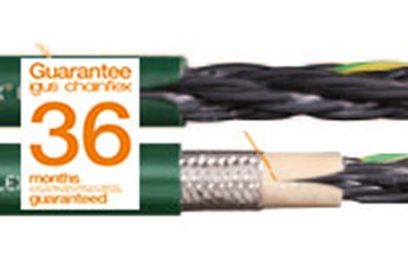 chainflex® CF5/CF6 control cable